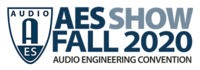 AES New York 2020 Virtual Experience logo